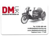 Membership card - Argson Trike Limited edt