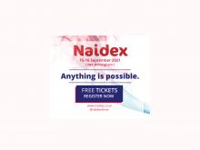 Naidex 2021 Event Update